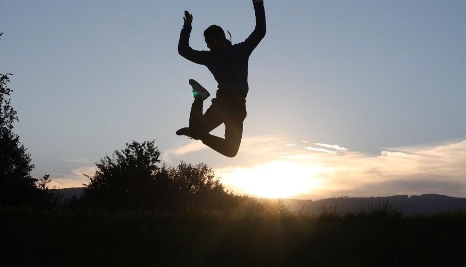 springende-figuur